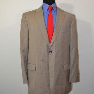 Joseph & Feiss 46L Sport Coat Blazer Suit Jacket L